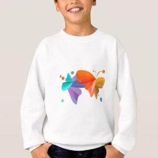 Twin Butterflies Sweatshirt