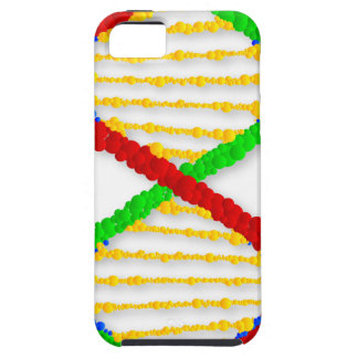 Twin DNA Strands iPhone 5 Case