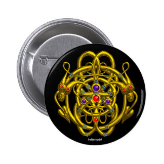 TWIN DRAGONS BUTTON