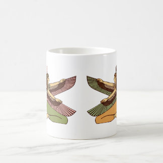 Twin Egyptian Goddesses Mug