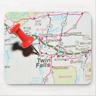 Twin Falls, Idaho Mouse Pad