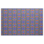 Twin Flame Attractor Fabric