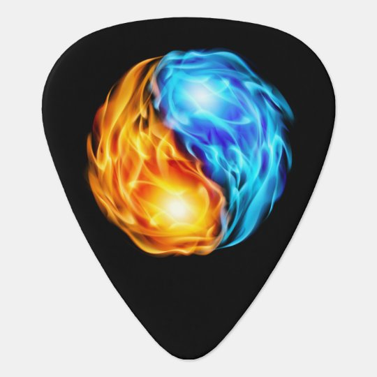 Twin Flames Becky Guitar Pick