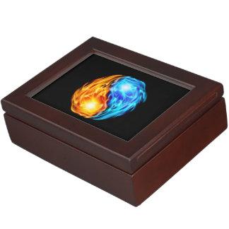 Twin Flames Keepsake Box