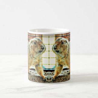 Twin Gophers Coffee Mug