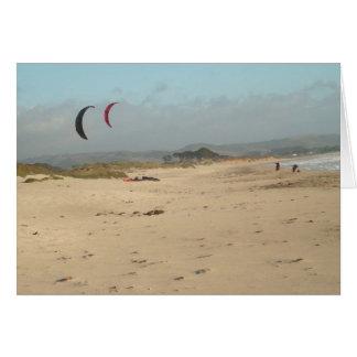 Twin Kites Card