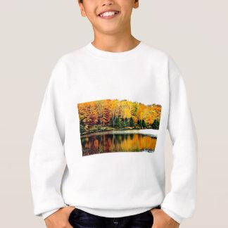 Twin Lakes Colour on St Joseph Island Sweatshirt