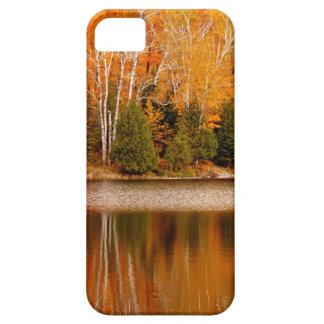 Twin Lakes Fall Colours, St Joseph Island iPhone 5 Cover
