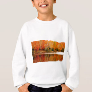 Twin Lakes Fall Colours, St Joseph Island Sweatshirt