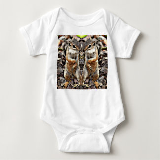 Twin Mikey's Baby One Piece Tee