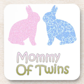 Twin Mommy Coaster