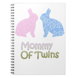 Twin Mommy Notebooks