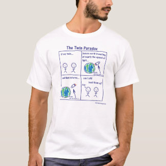 Twin Paradox T-Shirt