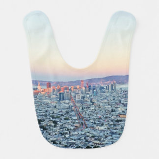 Twin Peaks San Fransisco Bib