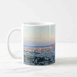 Twin Peaks San Fransisco Coffee Mug