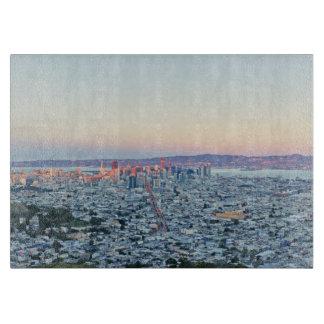 Twin Peaks San Fransisco Cutting Board