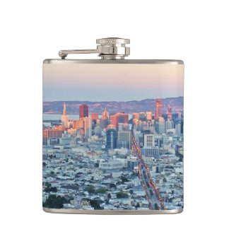 Twin Peaks San Fransisco Flask