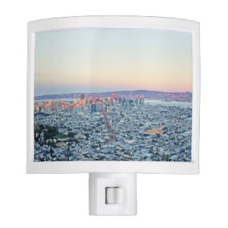 Twin Peaks San Fransisco Night Light