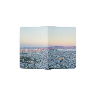 Twin Peaks San Fransisco Passport Holder