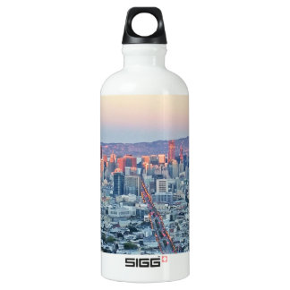 Twin Peaks San Fransisco Water Bottle