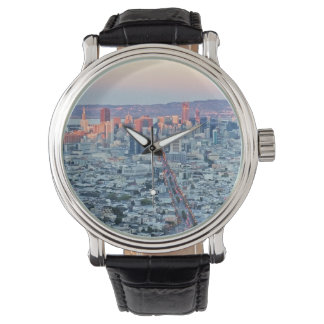 Twin Peaks San Fransisco Wristwatches