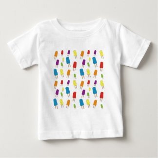 Twin Pops Pattern Baby T-Shirt