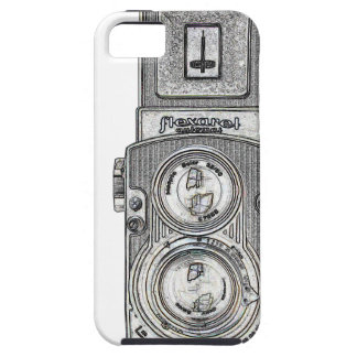 twin reflex TLR Camera Case For The iPhone 5