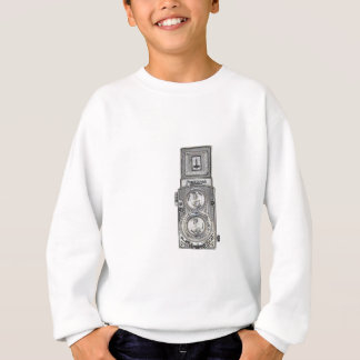 twin reflex TLR Camera Sweatshirt