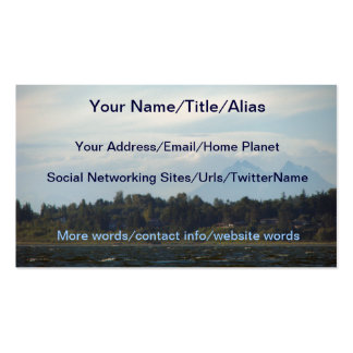 TWIN SISTERS PACK OF STANDARD BUSINESS CARDS