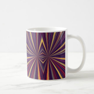 Twin Spikes Coffee Mug