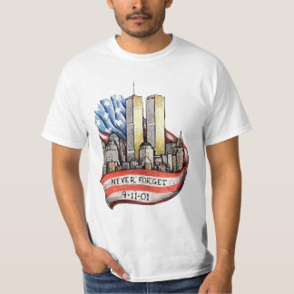 Twin Towers 9/11 T-Shirt