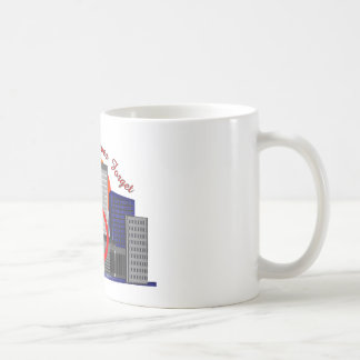 Twin Towers Art Gifts for All Ages Coffee Mugs