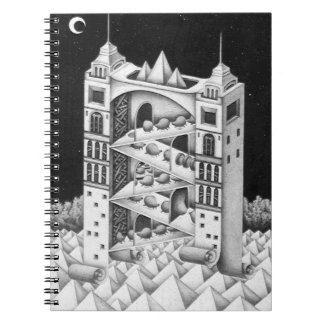 Twin Towers Notebook