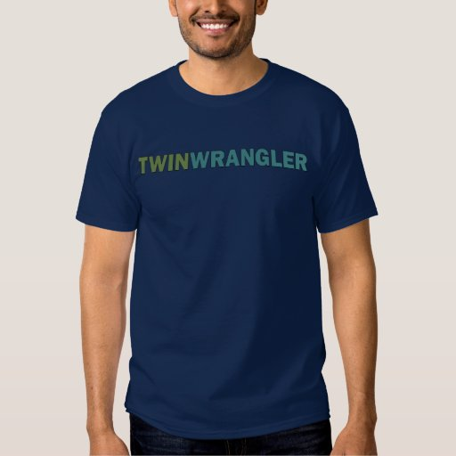 TWIN WRANGLER T-shirts and Hoodies