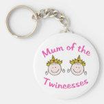 Twincess Mum Key Chain