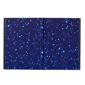 Twinkle Blue Stars2 - ipad Air2