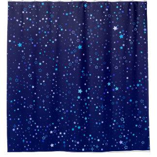 Twinkle Blue stars 2