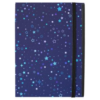 Twinkle Blue Stars - iPad Pro case