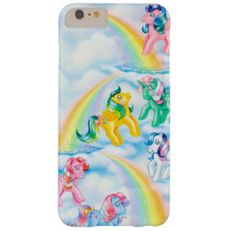 Twinkle Eyed Ponies Barely There iPhone 6 Plus Case