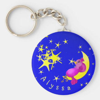 Twinkle Little Star by The Happy Juul Company Keychain