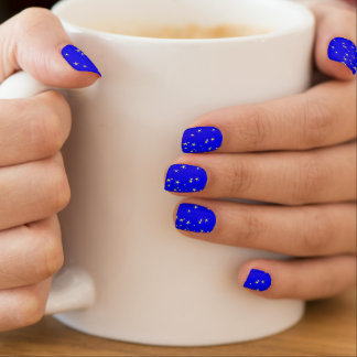 Twinkle Little Star by The Happy Juul Company Minx Nail Art