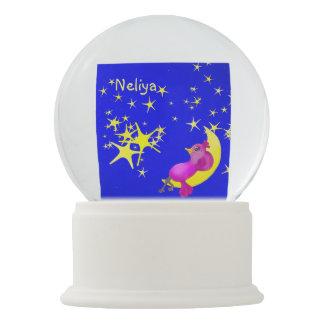 Twinkle Little Star by The Happy Juul Company Snow Globe