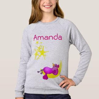 Twinkle Little Star by The Happy Juul Company Sweatshirt