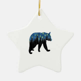 Twinkle little Star Ceramic Ornament