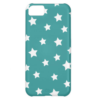 twinkle star iPhone case- choose your background iPhone 5C Cases