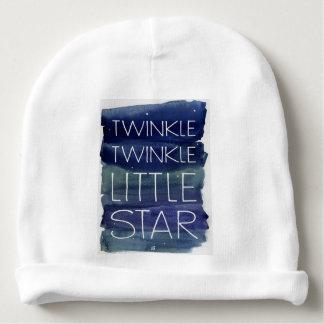 Twinkle Twinkle Baby Beanie