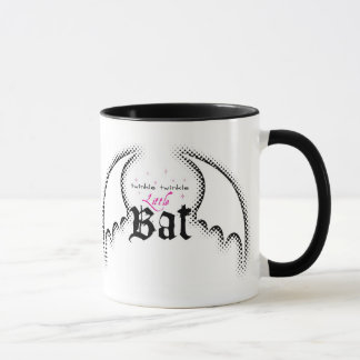 Twinkle Twinkle Little Bat - mug