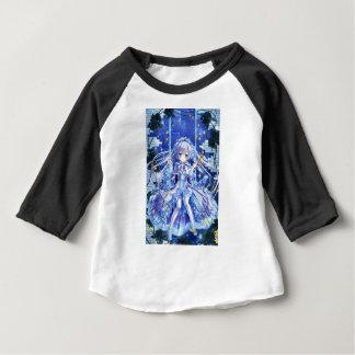 Twinkle Twinkle Little Girl Baby T-Shirt