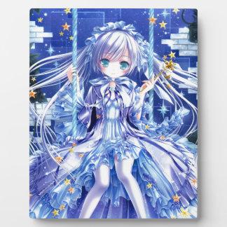 Twinkle Twinkle Little Girl Plaque
