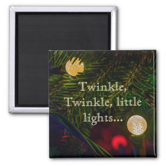 Twinkle, Twinkle, Little Lights Magnet3 Magnet